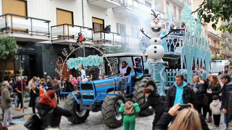 Carnevale Tra Pop E Folk: Le Iniziative A Battipaglia