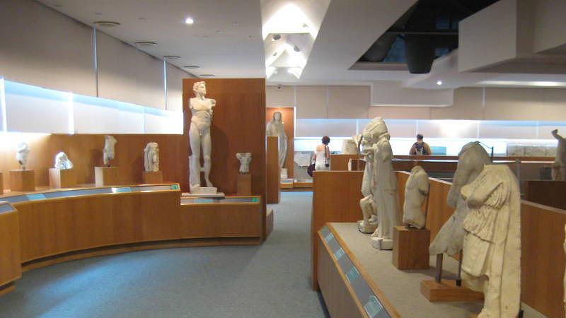 Paestum, Il Museo Apre I Depositi Sotterranei
