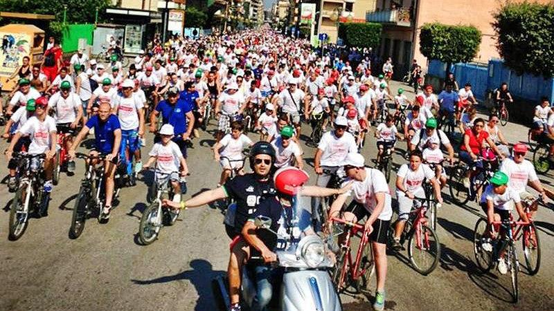 La Città è Più Bella In Bici: Al Via La 41° Ciclolonga Battipagliese