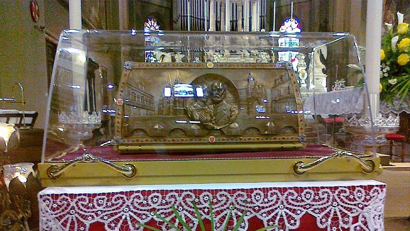 Santi In Famiglia: Da Lisieux A Battipaglia Le Reliquie Dei Coniugi Martin