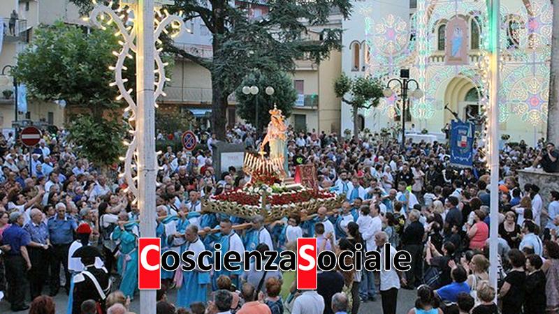 """Tra Storia, Religione E Rap Freestyle: Al Via La Festa Di """"S. Maria Della Speranza"""""""