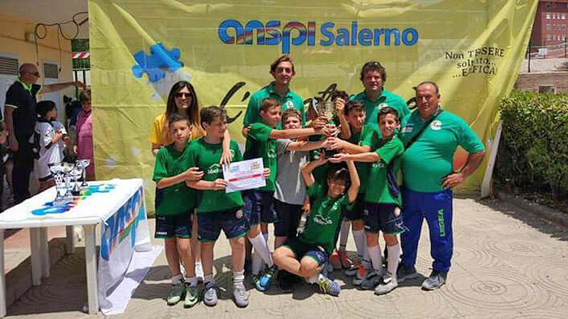 Spes Calcio, Gran Successo Alle Feste Regionali Anspi