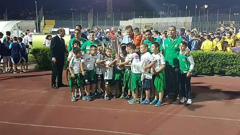 """Torneo """"Città Di Cava"""": La Spes Calcio Sul Podio Più Alto"""
