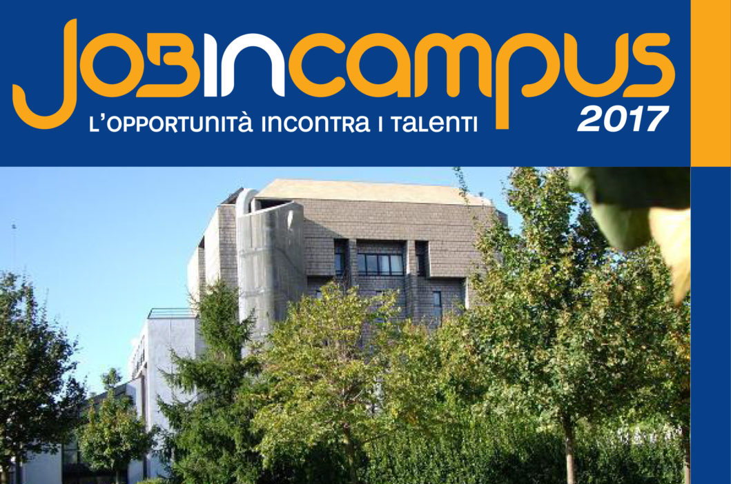 "Campania, Terra Da Coltivare: Verso ""Job In Campus"" 2017"