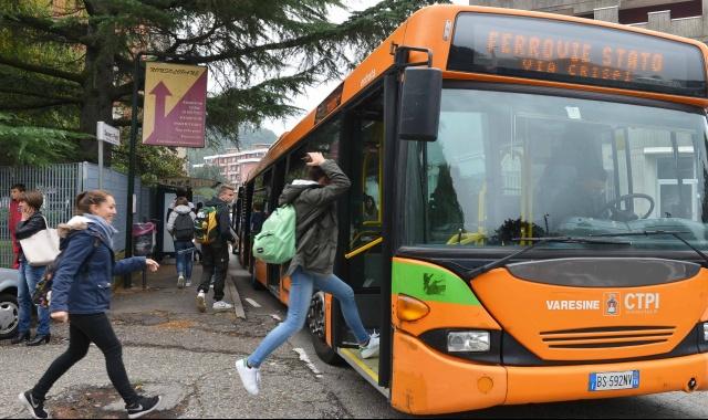 A Scuola In Autobus: Attivo Il Trasporto Pubblico Comunale