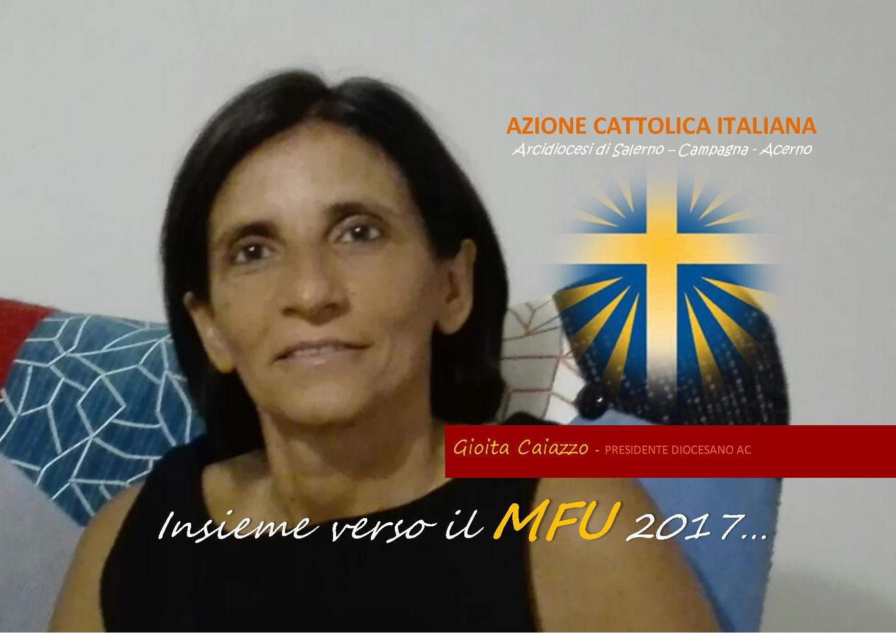 """Modulo Formativo AC, Caiazzo: """"Con Papa Francesco Mai Separati Dalla Gente"""""""