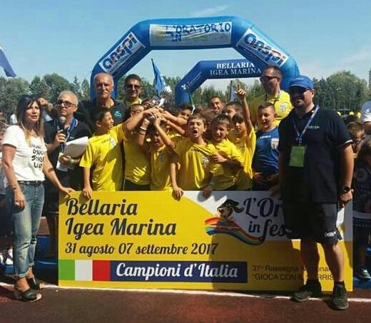 Torneo Anspi 2017: Doppietta Storica Per La Spes
