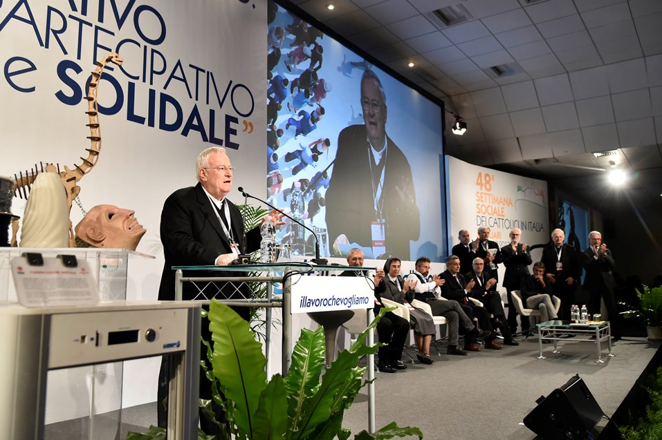 Da Cagliari A Salerno: Il Lavoro Che Vogliamo