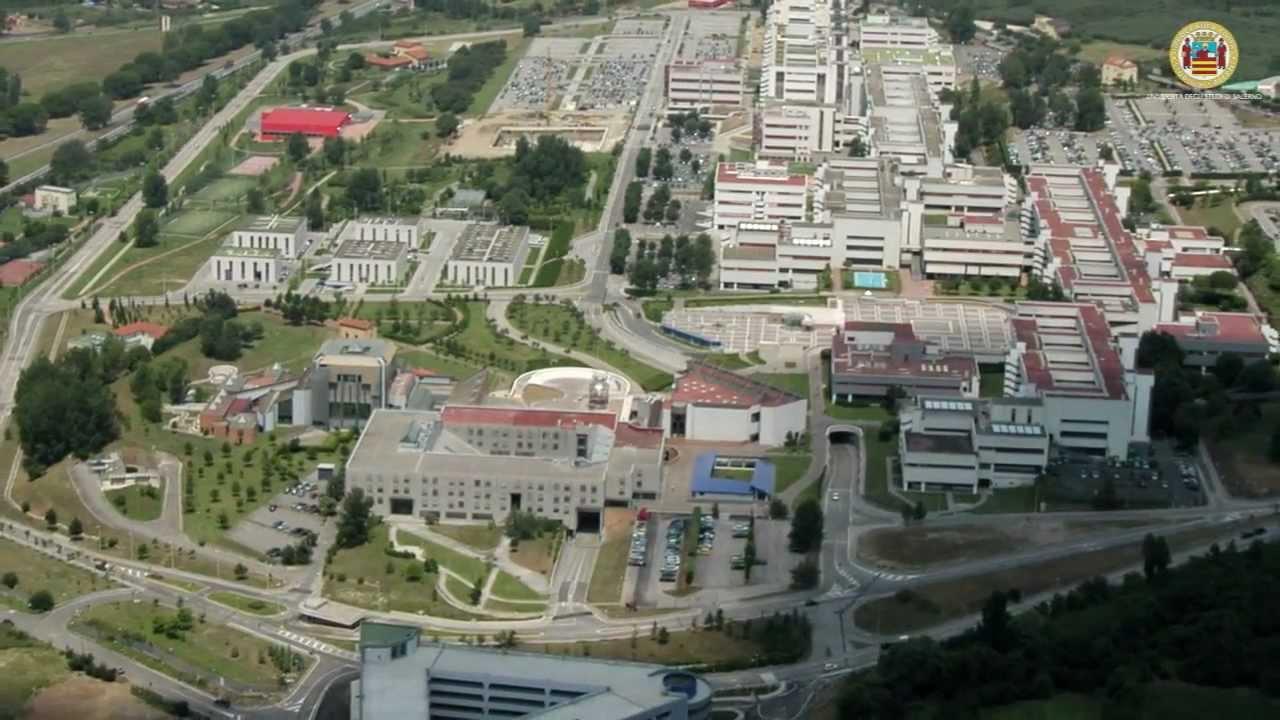 Polo Didattico Di Ateneo: Sei Stanze Per L'innovazione