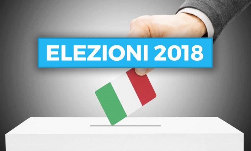 Elezioni Politiche 2018: Vinca Il Bene Comune