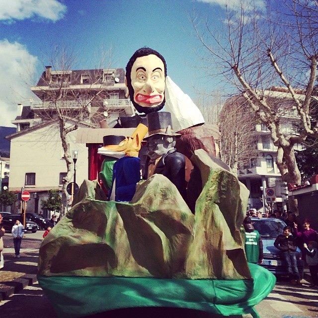 """Il Carnevale Del Sele"""" Ad Eboli: Il Programma"""