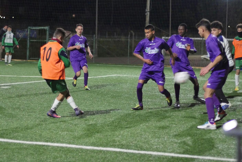 Scuola Calcio Spes: Tutti Vincono La Partita Dell'integrazione