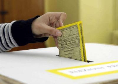 Urna Voto Elezioni