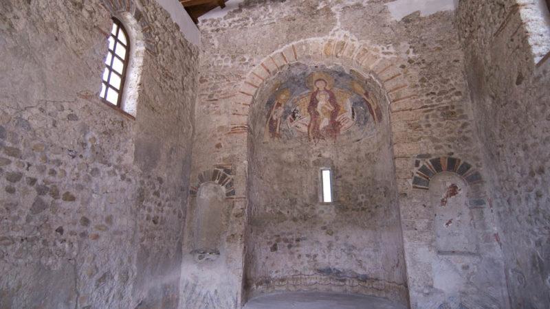 Chiesa Di Sant'Ambrogio Alla Rienna, Interno