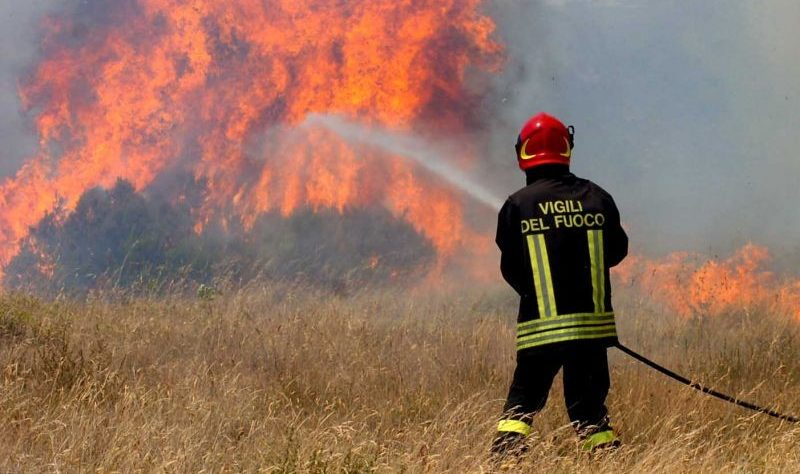 Lotta Attiva Agli Incendi: Allerta Fino Al 30 Settembre