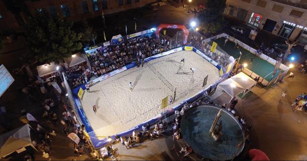 """Lo Sport Nel Cuore Della Città: Al Via Il """"Battipaglia Beach Village"""" 2018"""
