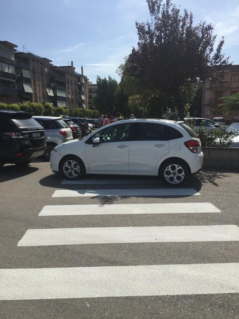 I Parcheggi Selvaggi Ed Il Rispetto Della Legge