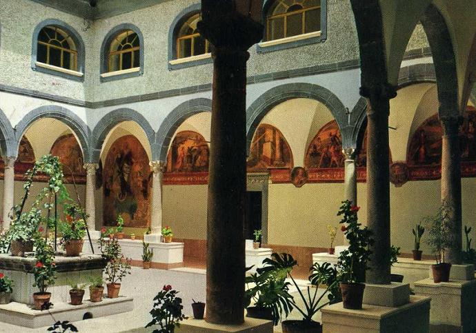"""Voci E Danze Al Convento: In Scena """"Noi E Le Bellezze Del Creato"""" Di Busiello-Ricciardi"""