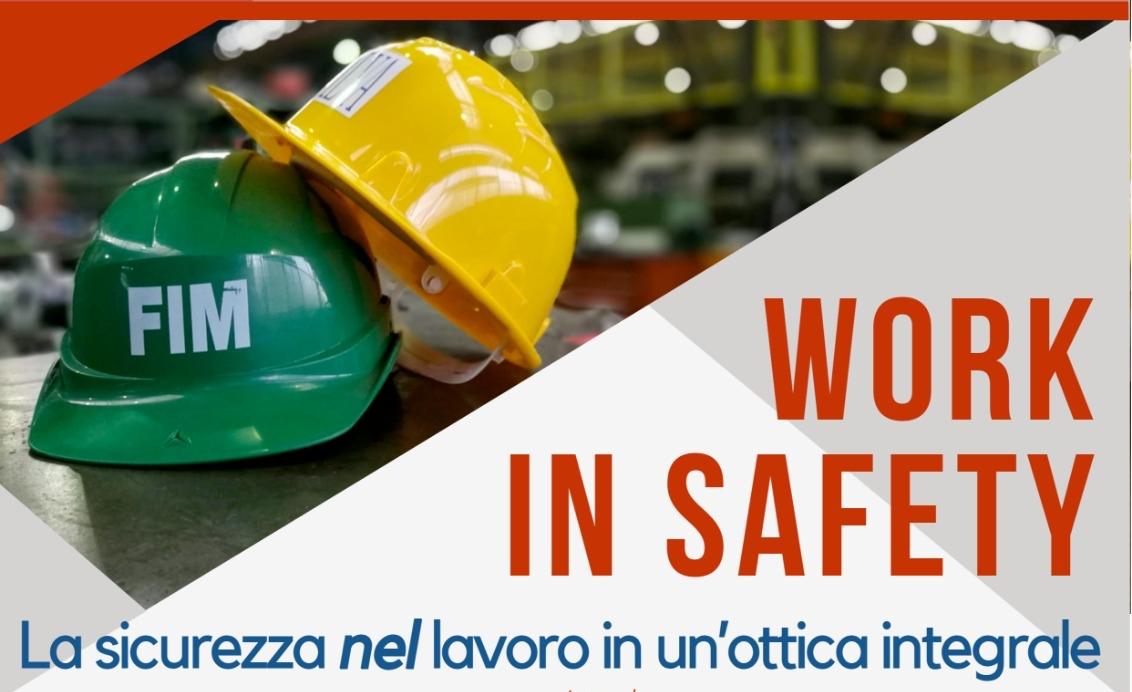 """Lavorare In Sicurezza: Se Ne Parla Al Convegno """"Work In Safety"""""""
