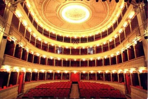Teatro Verdi 972 Salerno