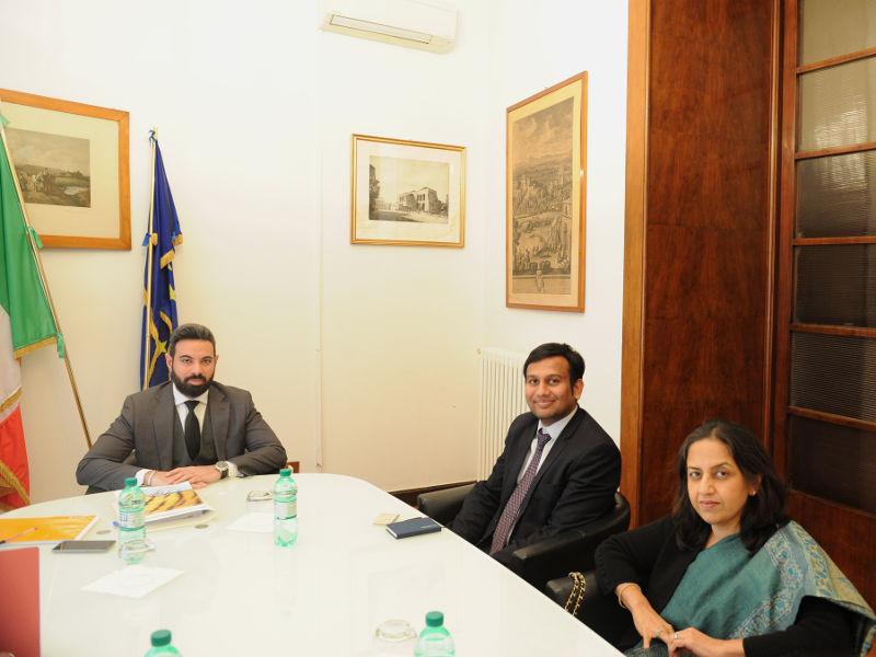 Treofan, Sorial E L'ambasciatrice Indiana: Nuovo Incontro Il 4 Febbraio