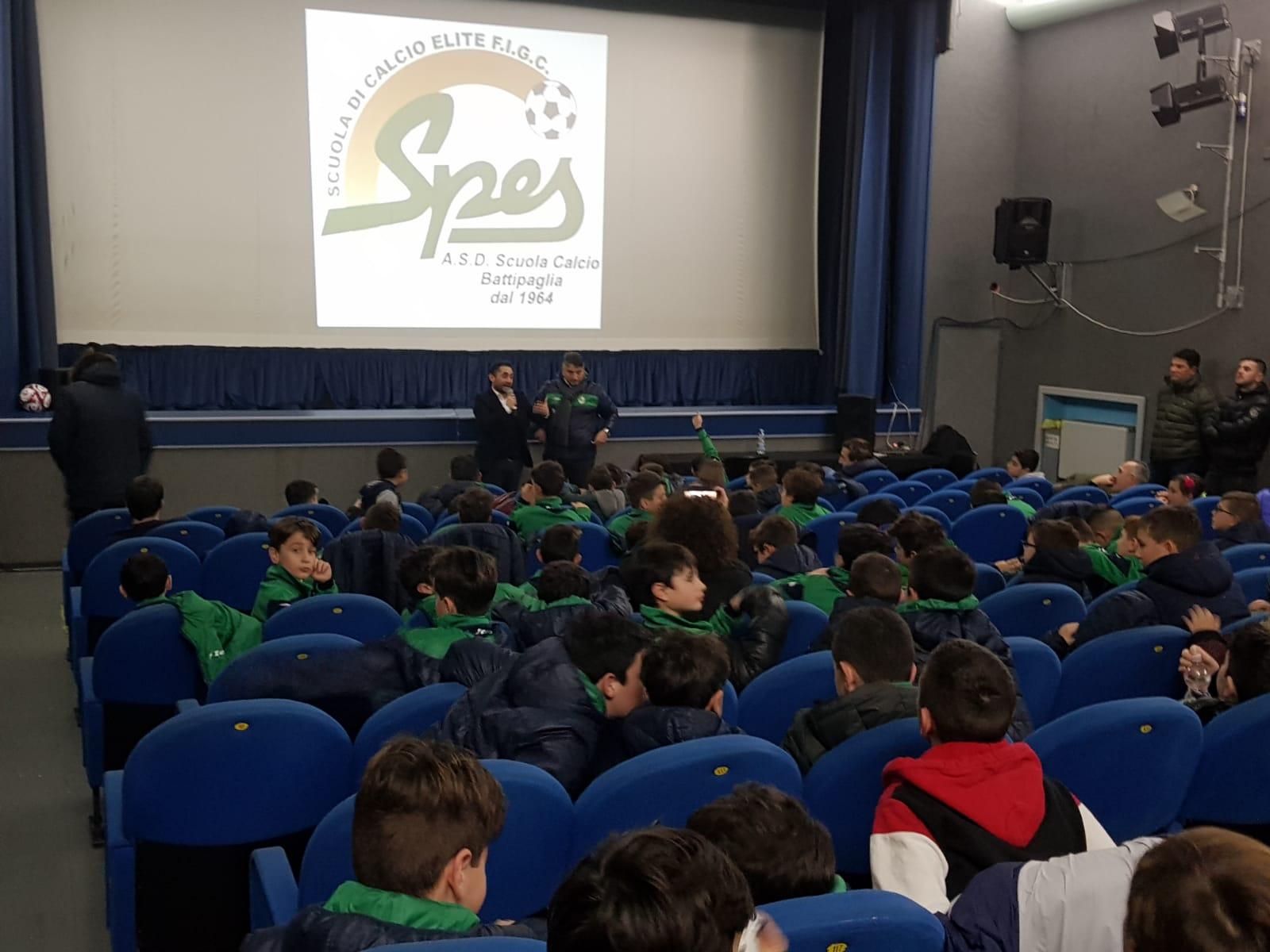 Scuola Calcio Spes: Il Cinema Sportivo Che Educa