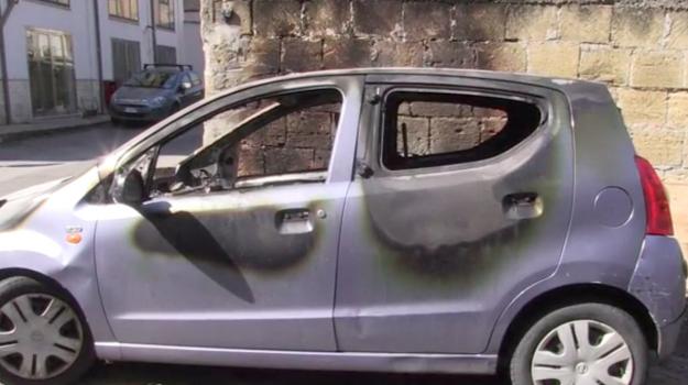 """Auto Bruciata Di Chiara Natoli, Capasso (CS): """"Piena Solidarietà, Lavoriamo Per La Legalità."""""""