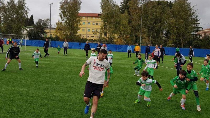 """Padri E Figli In Campo: Grande Successo Per Lo """"Spes Papà Day"""""""