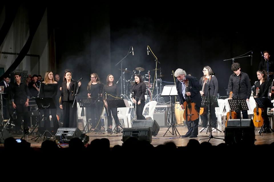 Uniti Nella Musica: Un Concerto Di Beneficenza Al Liceo Alfano I