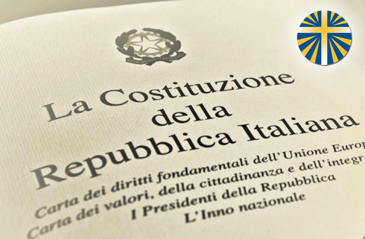 Per L'Italia, Con L'Europa: L'Azione Cattolica Legge La Costituzione