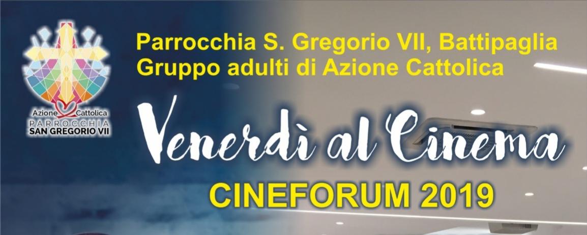 Tra Vangelo E Società: Cinque Venerdì Al Cinema Con L'AC