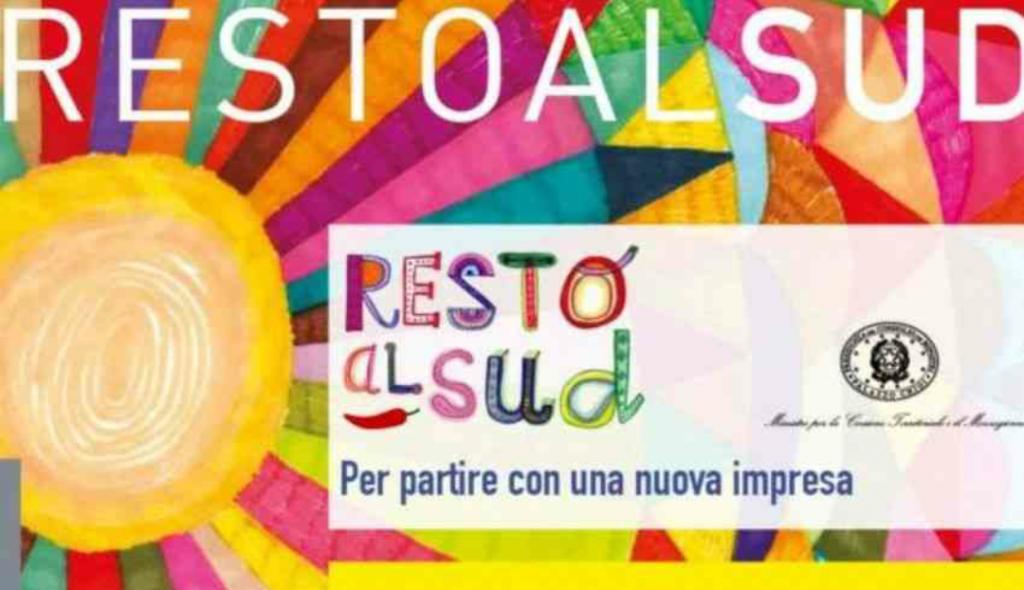 Resto Al Sud 2019: Consulenza Gratuita Al Comune