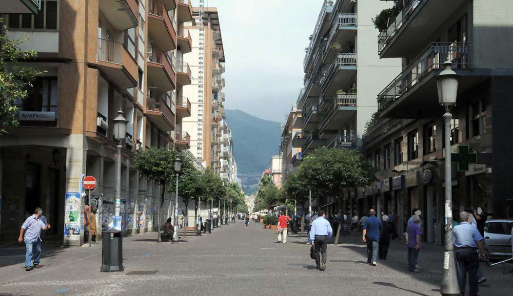 Corso Vittorio Emanuele E Litorale Salernitano:  13 Milioni Di Euro Di Bandi Per Riqualificarli