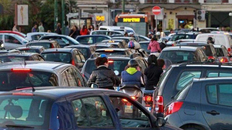 Traffico Napoli