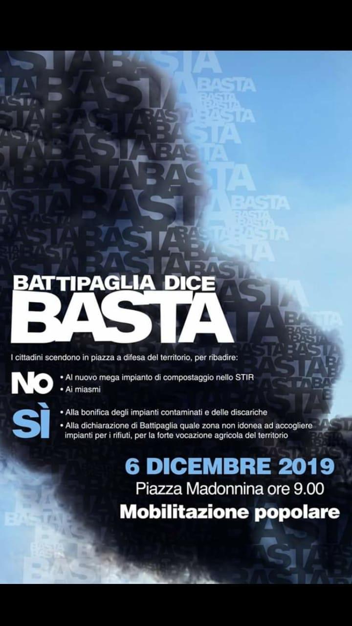 """In Difesa Della Salute E Dell'ambiente, Capasso (CS): """"Invitiamo I Cattolici A Scendere In Strada Il 6 Dicembre."""""""