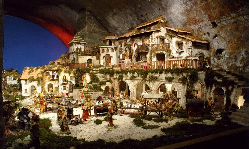 Presepi In Concorso A Salerno: Il Senso Del Natale Secondo L'Anspi