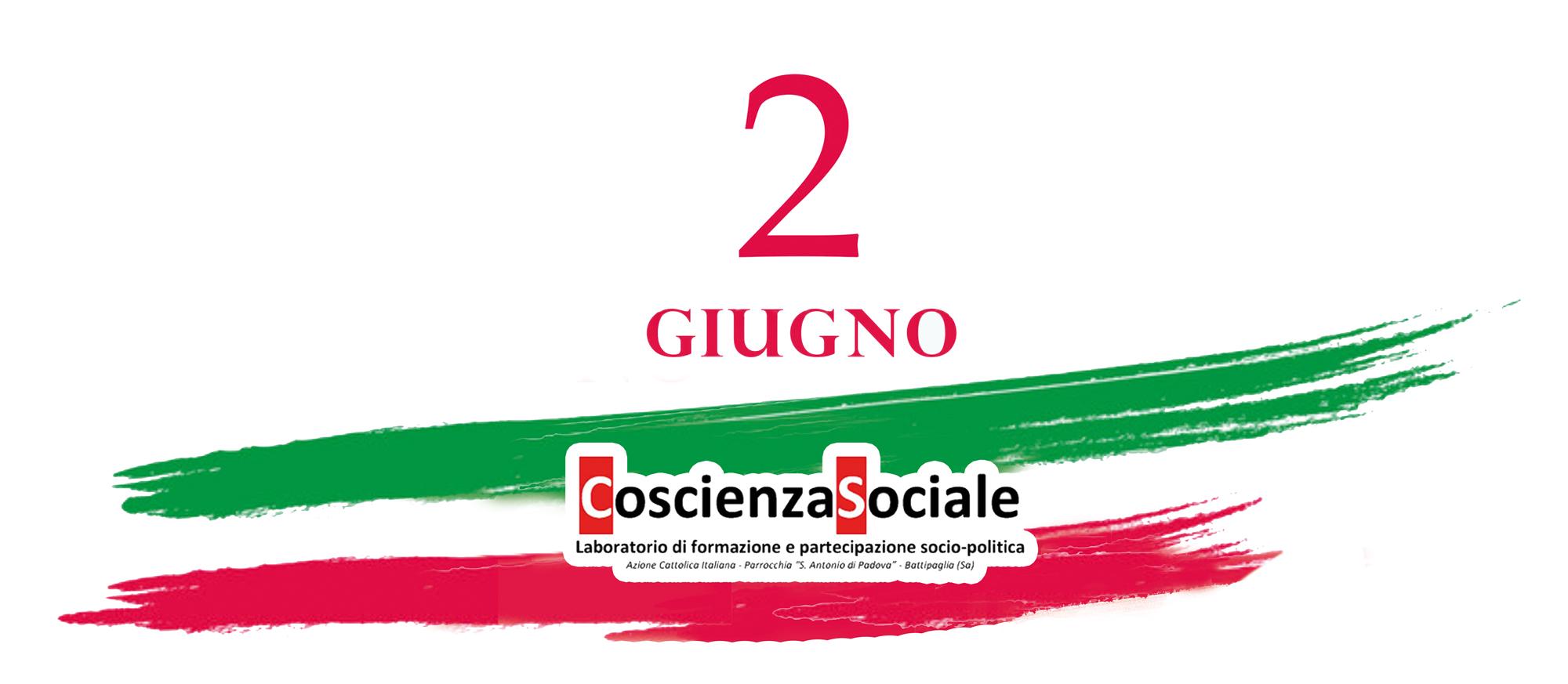 """Festa Della Repubblica 2020, Capasso (CS): """"L'Italia Può Essere Il Motore Per La Ripresa."""""""