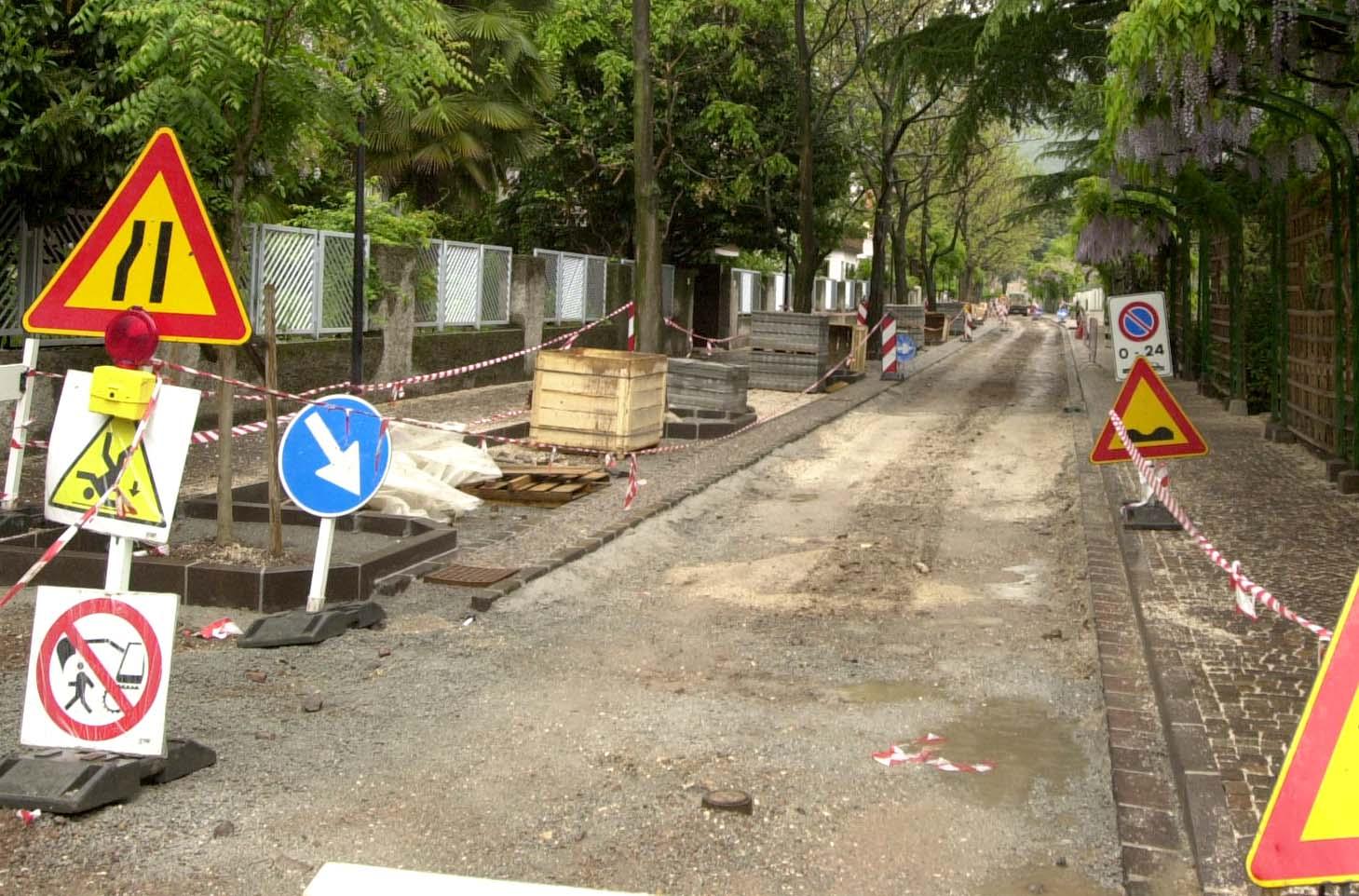 Cantieri Aperti In Sei Strade Urbane: Lavori E Disagi In Città Da Luglio A Settembre