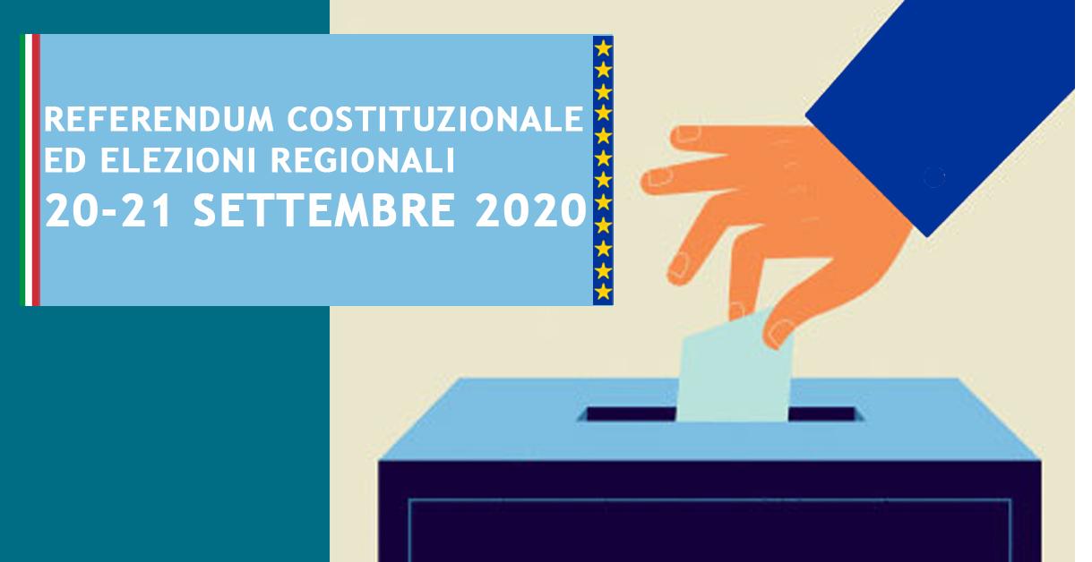 Referendum Del 20-21 Settembre: Il Testo Del Quesito Sulla Scheda