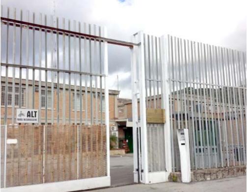 Casa Circondariale Istituto Di Pena Carcere Fuorni Salerno