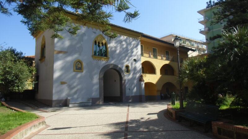 Fronte Giardini Villa Carrara