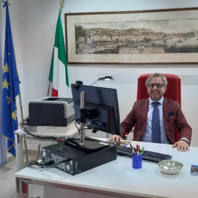 In Dialogo Con…  Alberto Cicatelli, Dirigente INPS – Direzione Provinciale Di Salerno