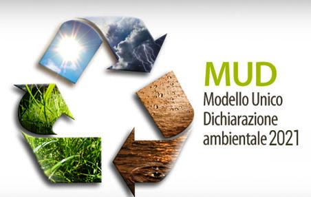 MUD Modello Unico Dichiarazione Ambientale 2021 01