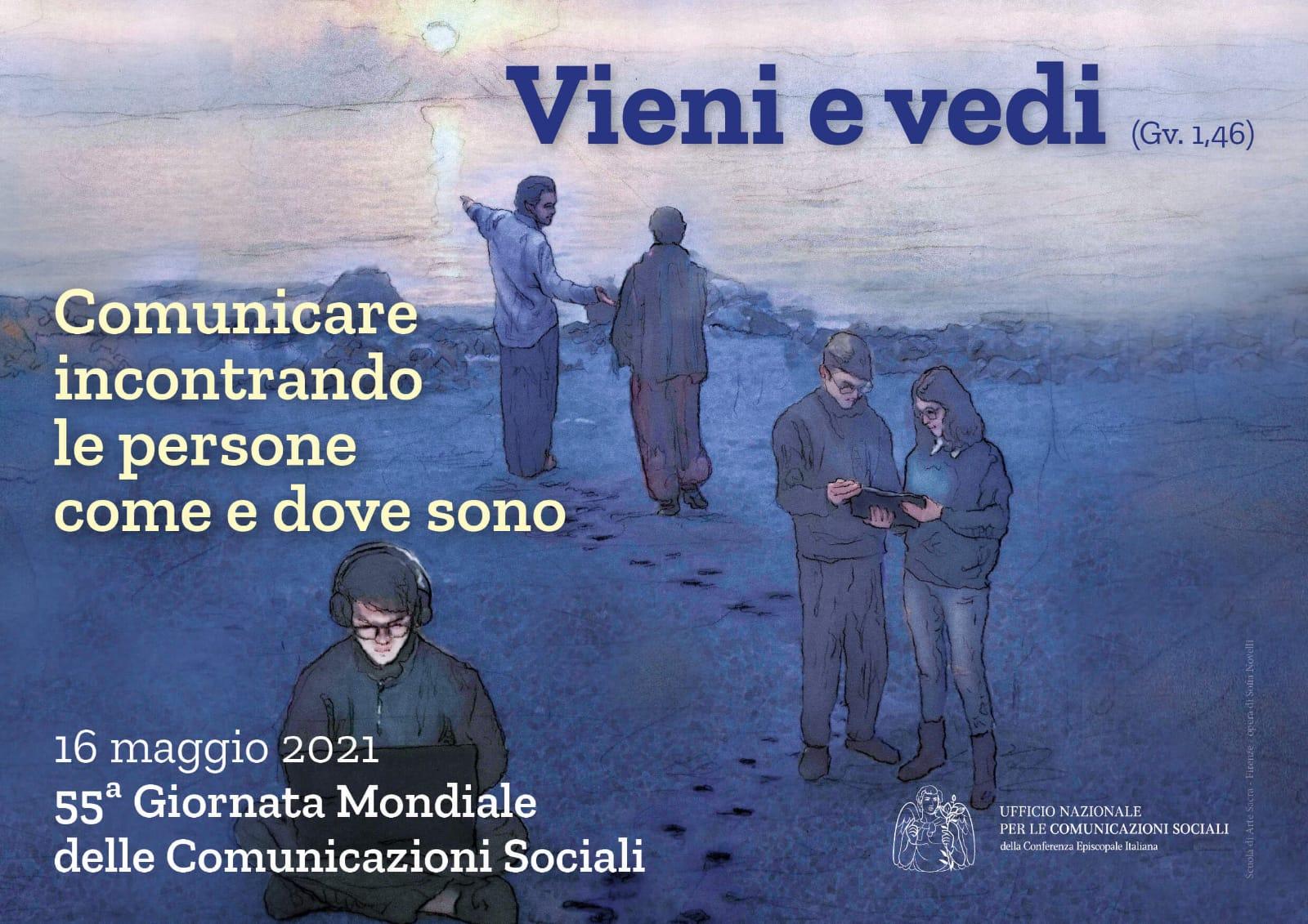 Raccontare Le Persone, Incontrandole: Il Messaggio Di Francesco Per La Giornata Mondiale Delle Comunicazioni Sociali