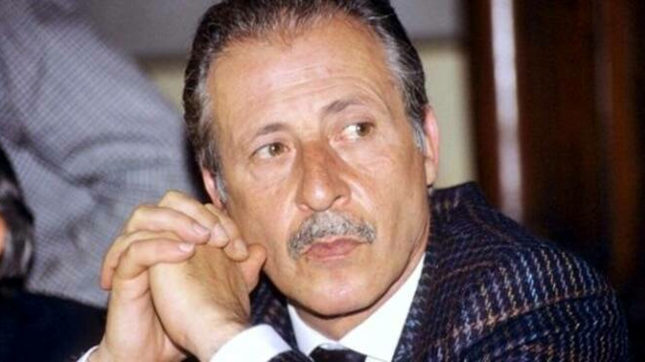 """""""La Gente Mi Moriva Attorno.""""  La Scelta Morale Di Paolo Borsellino"""